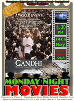 Gandhi - Monday Night Movies