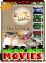 Growing Change - Documentary Monday Night Movies