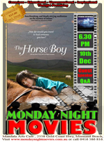 The Horse Boy - Documentary Monday Night Movies