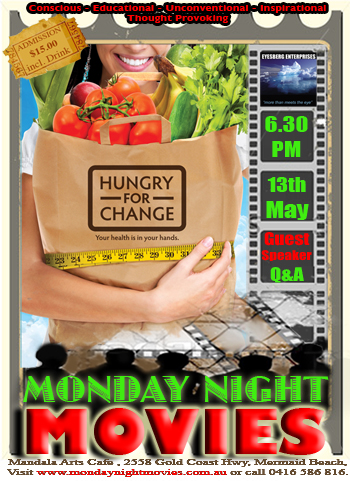 Hungry for Change - DVD Documentary